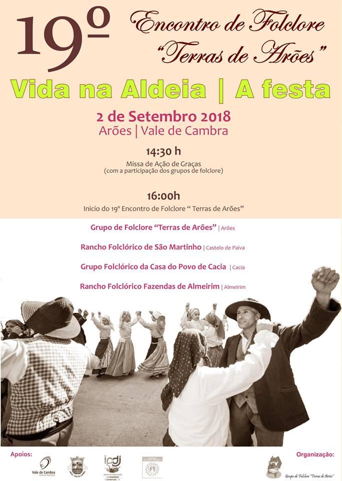 "Festival ""Terras de Arões"" – Arões, Vale de Cambra"